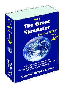 The Great Simulator  Part 3 - paperback