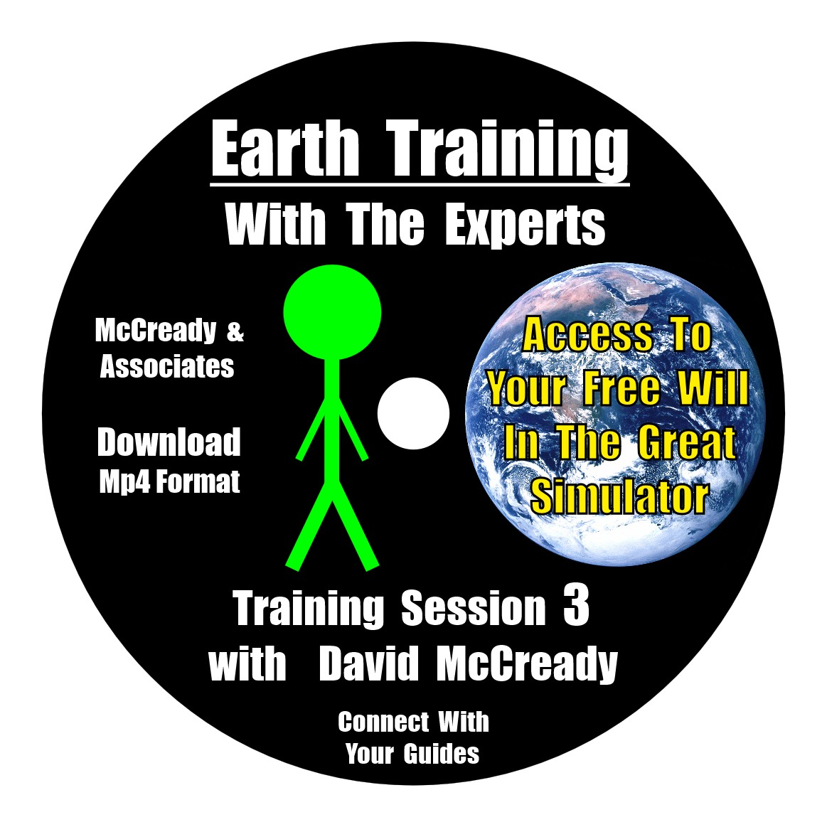 Earth Training 3  Connect With Your Guides download